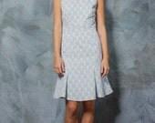 Harriett. The Perfect Preppy Dress. Really Pretty Seaside Style. Open Back. Classy Luxury Australia Prep Fashion