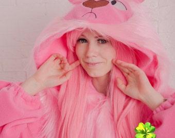 Lion inspired kigurumi (adult onesie, pajama)