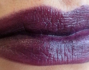 NEW! MAC Smoked Purple dupe- LUST Lipstick, Liner, Lip Junkie or Sample- Vegan friendly.