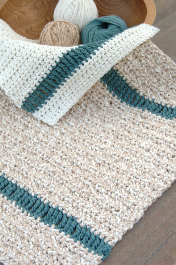 Crochet Patterns Free Hand Towels : Items similar to Crochet Hand Towel Pattern Crochet ...
