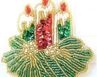 Christmas Holiday Candles - JJX703S-box5: JJX703L-box11