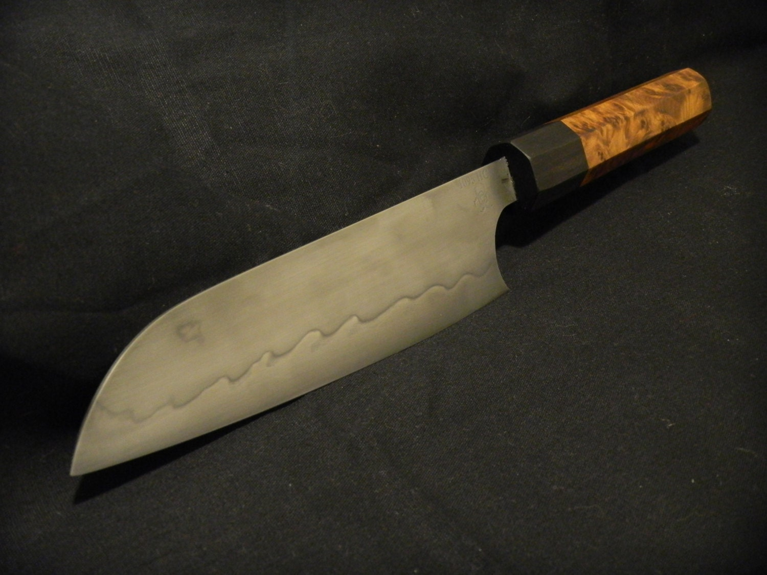 8 inch custom chef knife gyuto by gingerblades on etsy. Black Bedroom Furniture Sets. Home Design Ideas