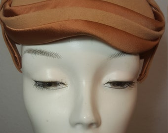 FREE  SHIPPING   1950 Wool Felt Hat