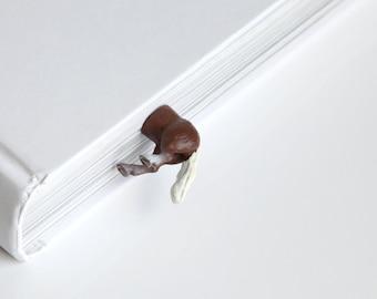 "Bookmark ""Brown-white Stallion"""
