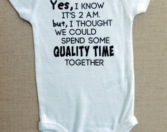 baby shower gift infant bodysuit i know it 39 s 2am but i thought we