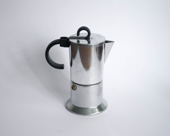 vintage italian bialetti coffee maker bia 2 rare out of. Black Bedroom Furniture Sets. Home Design Ideas