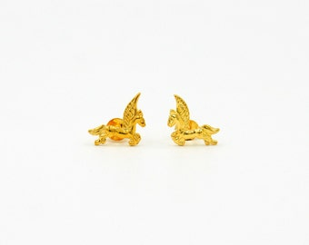 14K Gold Filled Stud Earrings Customization