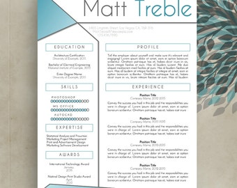 mini st resume cv template cover letter word by resumenatureresume cv template amp cover letter ms