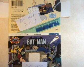DC superpowers batman
