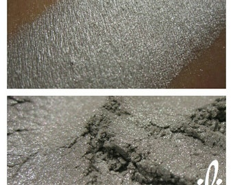 Silver Hell - Metallic Silver Pigment