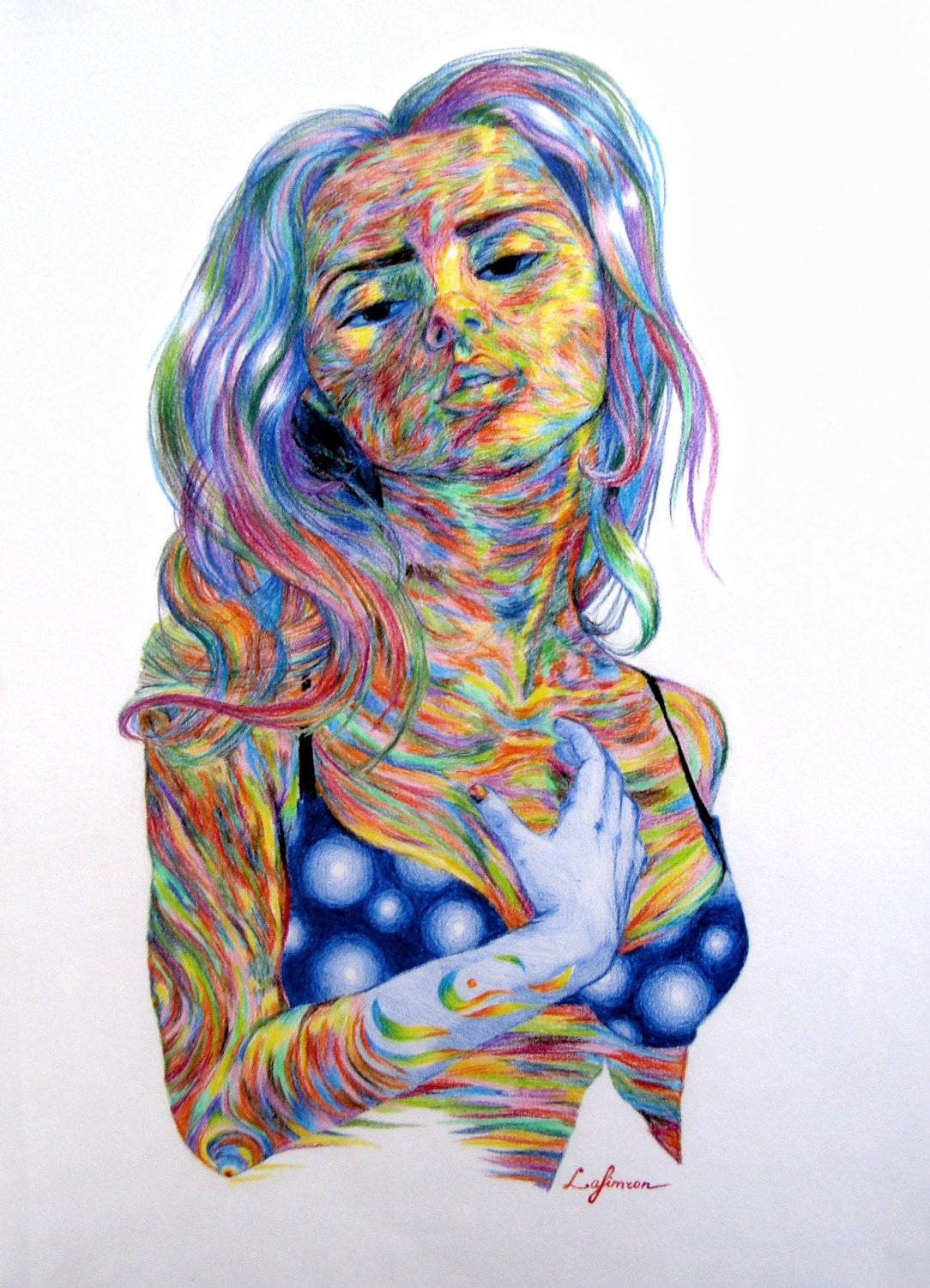 Color art colored pencils -  Zoom
