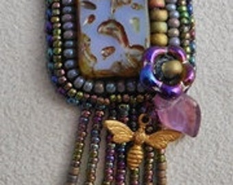 Groovy Windows Pendant Kit - Faerie Garden