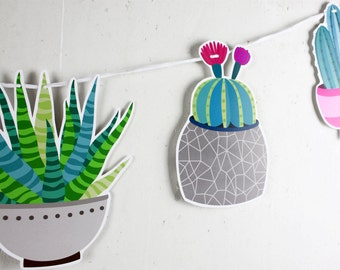 Party Garland CACTI