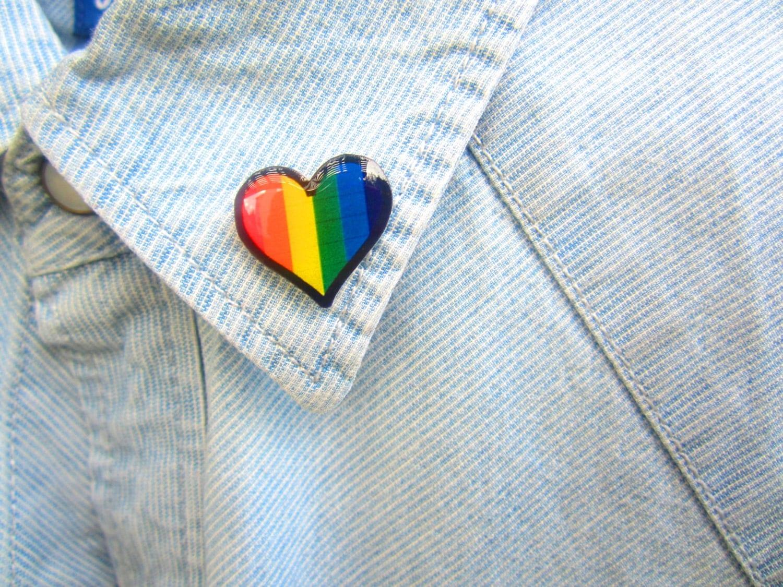 Gay Pin 75