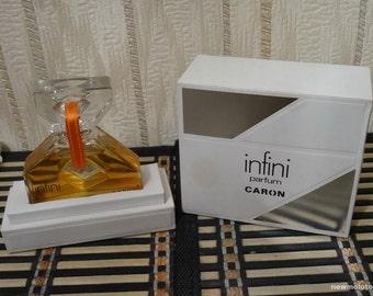 Infini Caron 15ml. Perfume Vintage