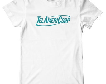 TelAmeriCorp American Apparel T-Shirt