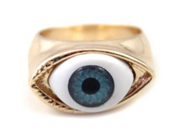 Eyeball Ring size 6