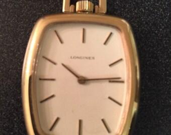 Longines pocket watch...17 jewel Swiss