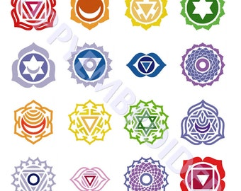 CHAKRA ZEN om symbol meditation yoga  Design for Embroidery machine / motifs pour broderie machine / instant download