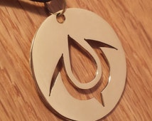 Brand of the Exalt - Free Shipping - Hand-made Brass Pendant - Fire Emblem: Awakening Video Game Inspired Jewellery - Nintendo - Nerdy