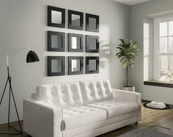 Nove multi-frame Designer mirrors