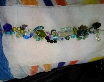 Blue Gypsy Bracelet