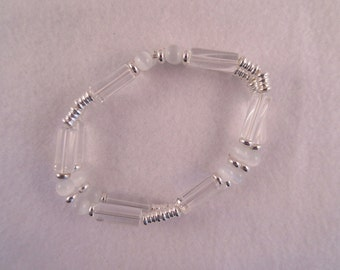 Glass Stretch Bracelet