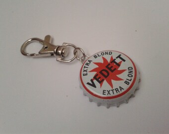 Vedett Bottle cap Keyring