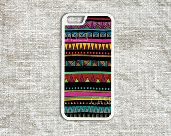 iPhone 6 6s Cases , iPhone 6 6s Plus Cover , iPhone 5 5s 5c 4 4s Cases - American Tribal Multicolored iPhone Cover