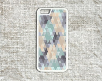 iPhone 6 6s Cases , iPhone 6 6s Plus Cover , iPhone 5 5s 5c 4 4s Cases - Seamless Abstract Geometric Design Cover