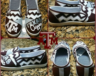 Texas Aggies Shoes