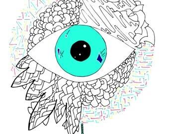 Eyeballin'