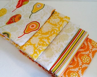 1 Yard Bundle Decadence by Samantha  Walker for Riley Blake Designs 5 Fabrics