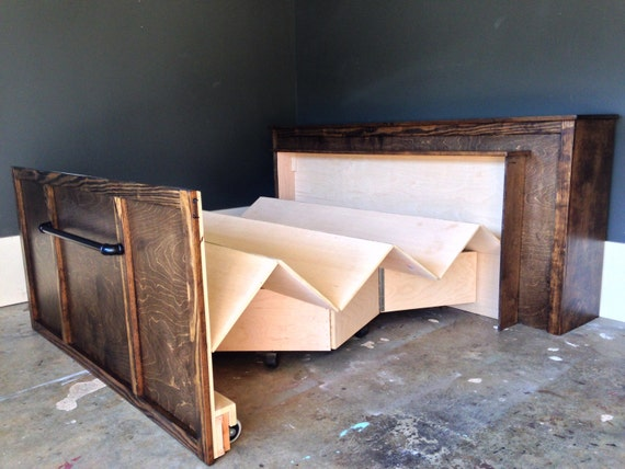 Roll Away Bed Rustic Bed Modern Bed