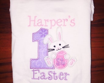 1st Easter Personalized Shirt