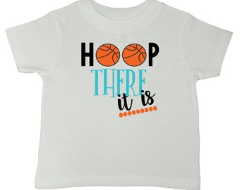 Kids Basketball Shirt - Basketball T Shirt - Basketball Tee - Sports Shirt - Basketball Birthday - Basketball T-Shirt - Funny Basketball