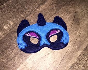 Nightmare Moon Mask (costume, dress up, cosplay)