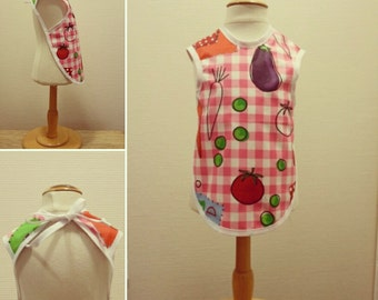 Baby apron 18-36 month