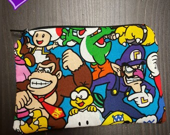 Super Mario Brothers Coin Pouch