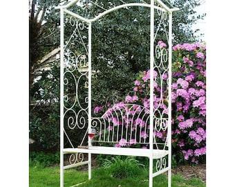 Adalyn Summer Garden Arbour Bench