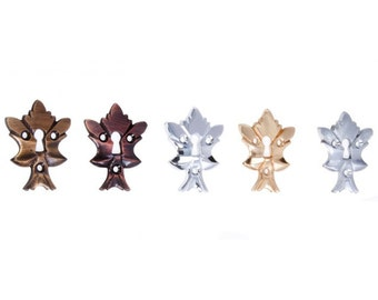 Carleton Court Maple Leaf Escutcheon