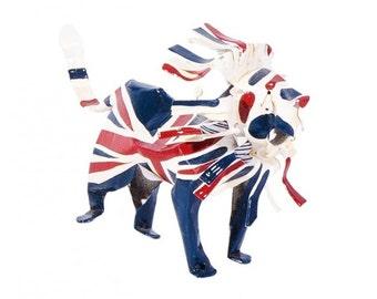 Union Jack Lion