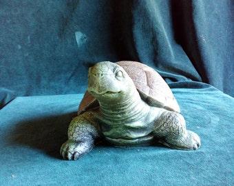 A beautiful Garden Tortoise Statue