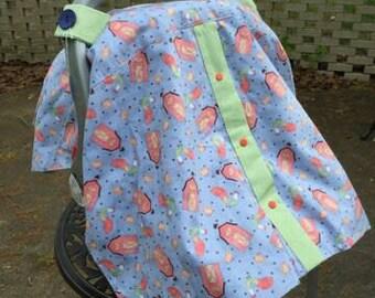 Farm Car Seat Cover