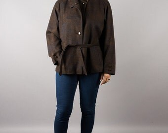 Vintage short coat - Betsy