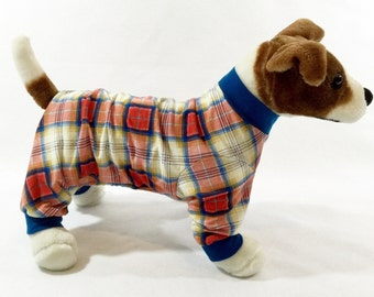 Kenobi's Dog Pajamas - Handmade Dog Clothes, Dog Clothing, Dog Apparel