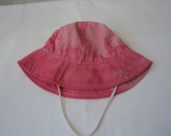 French vintage babies sun hat  (01715)