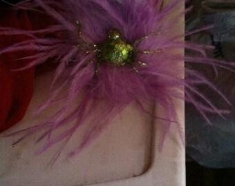Gothic hair clip