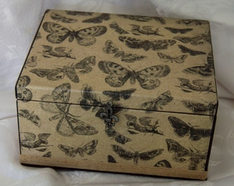 Butterfly Treasure Box