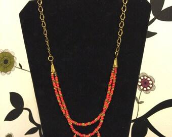 Tibetian Inspired Necklace